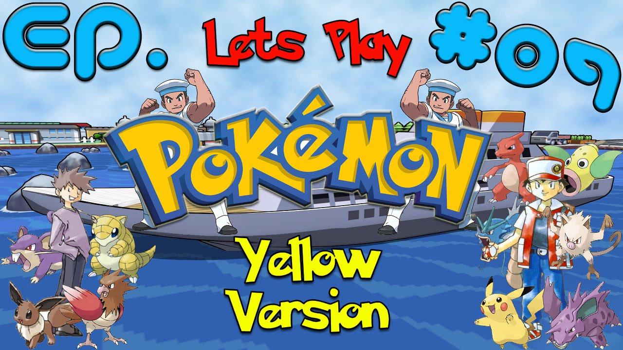 how to play pokemon yellow on mac