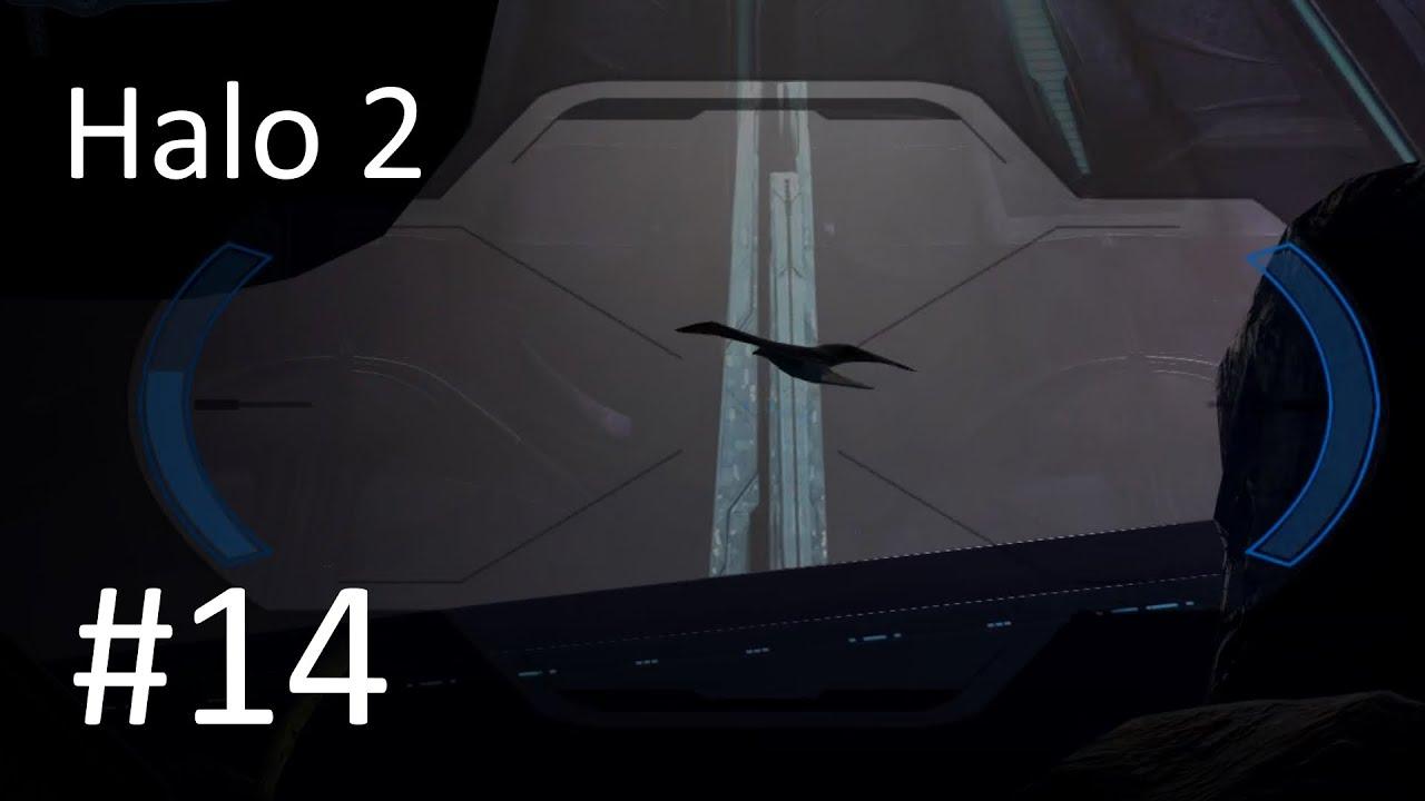 Halo 2 #14- Alien Seagulls