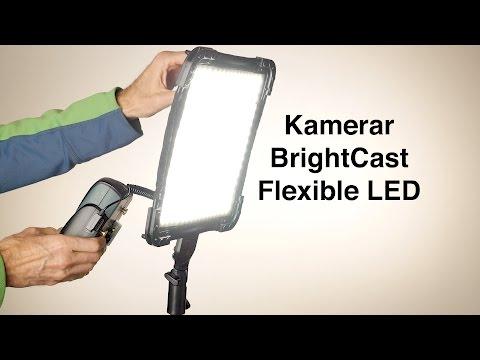 Kamerar BrightCast LED Light Panel Review