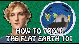 Movie Review - Logan Paul Flat Earth : To the Edge and Back... The Ultimate Flat Earth Troll