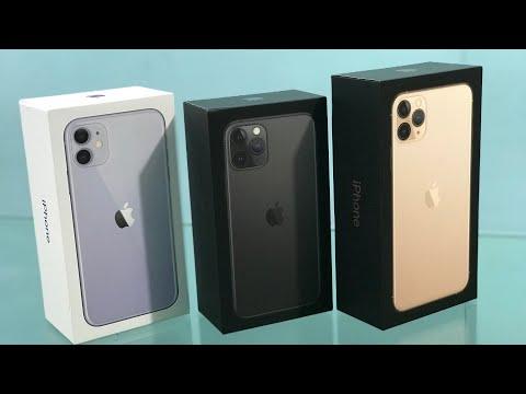Tipe Dual Sim Iphone 11,11 Pro,11 Pro Max (UNBOXING)