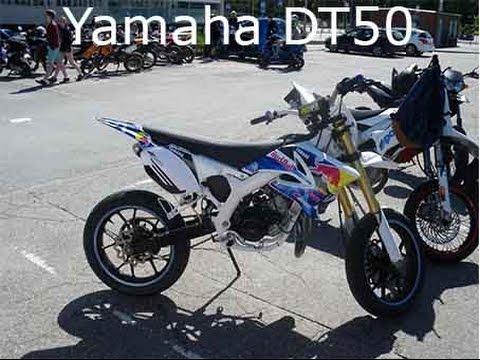 piece tuning yamaha dt 50
