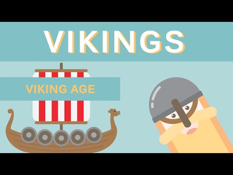 VIKINGS - I: Viking Age