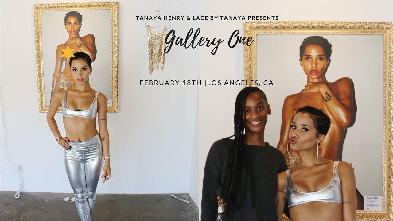 butt Celebrity Tanaya Henry naked photo 2017