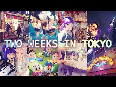TWO WEEKS IN TOKYO ❤ Hello Batty ❤