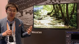 """Panasonic Unveil """"MegaCon"""" Dual-Layer LCD Prototype with 1,000,000:1 Contrast"""