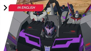 Transformers: Robots in Disguise — Combiner Force — Season 3 Episode 15 — Part 1