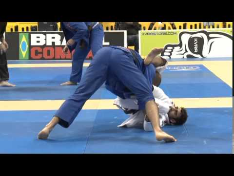 Bernardo Faria vs Leandro Lo 2015 Worlds Semi Final Match