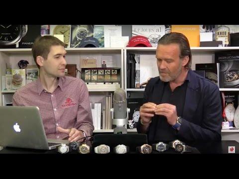 Creating A Watch Brand - With Jorn Werdelin Of Linde Werdelin