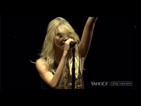 The Pretty Reckless (the Wiltern) Livestream 2014