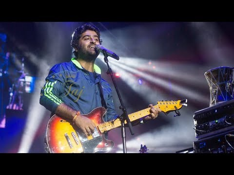 ♫ Enna Sona - A.R. Rahman ♫ - Arijit Singh live in Rotterdam, the Netherlands 2018 Mp3