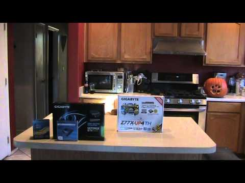 How to Build a Gaming PC 2012 - Part 1