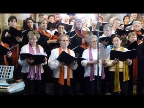 Chanter - interprété par la chorale Chant'Ô vent
