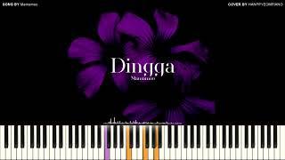 MAMAMOO(마마무) - Dingga(딩가딩가) [PIANO COVER]