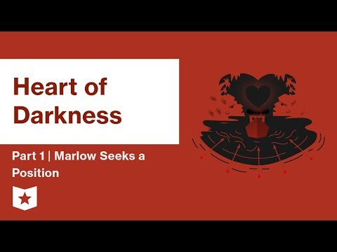 Heart Of Darkness By Joseph Conrad | Part 1: Marlow Seeks A Position