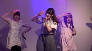 """2017.4.23 cafeぐっどタイム 流星群少女 """"SSGリーグ~負けナインです!!!..."""