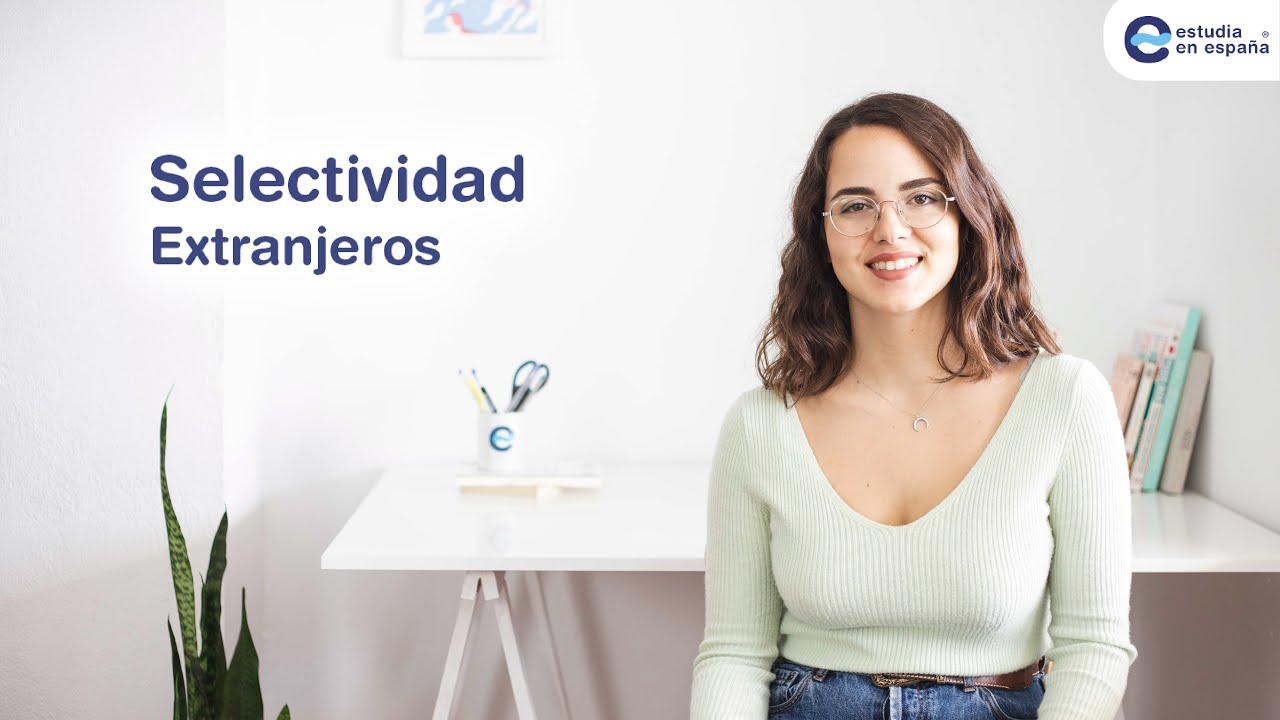 Download Selectividad para Extranjeros - Enseñanza virtual - Curso online para exámenes PCE UNED
