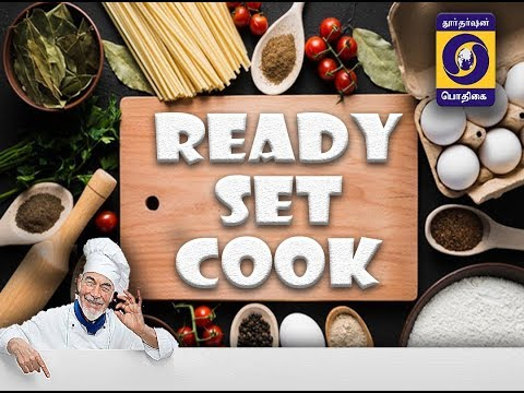 READY SET COOK | CHIKKEN CHUKKA , MANGO NOODLE ICE CREAM   |  08 - 05 - 2019