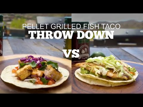 Fish Taco Throwdown