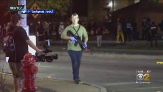 Activists Sue Kyle Rittenhouse, Facebook Over Deadly Violence In Kenosha
