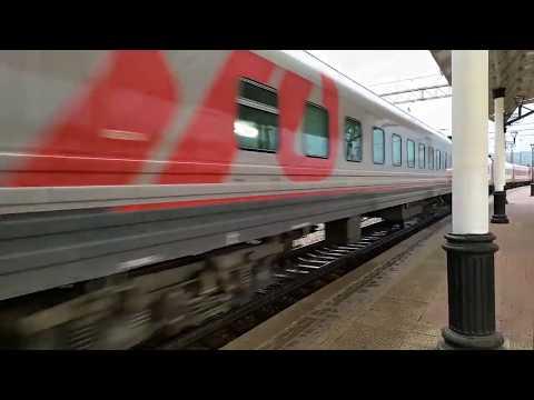 Красноярск-Адлер. Часть 1