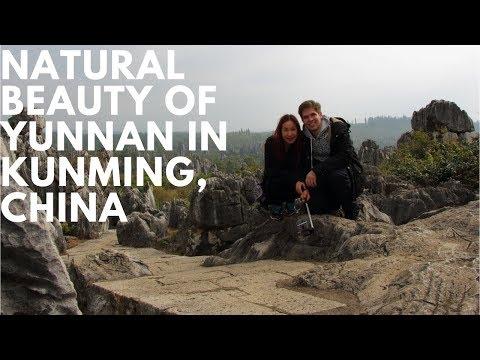 Natural Beauty of Yunnan in Kunming, China