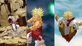 NEW! LR BROLY SUPER ATTACK ANIMATION PLUS ACTIVE SKILL ANIMATION! Dbz Dokkan Battle