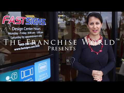 Introduction To Fastsigns - A Top Sign Franchise