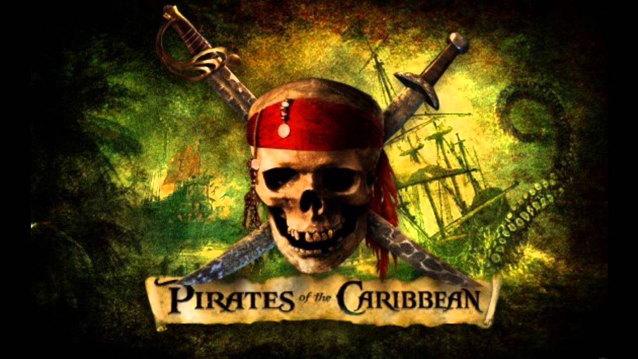 Pirates Of The Caribbean Soundtrack - He's a Pirate