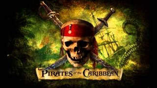Pirates Of The Caribbean - Soundtrack- He's a Pirate