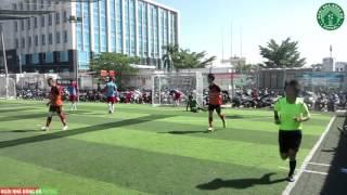 """Pha bấm bóng kinh điển như """"Vua Futsal"""" Falcao của Âu Quốc Phú"""