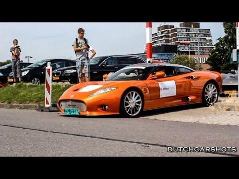 Supercars Accelerating Lovely Sounds Drift Fail Hd