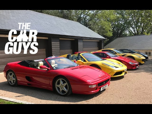 CarGuys garage GRAND TOUR Part 2