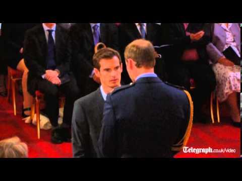 Prince William hosts first investiture ceremony