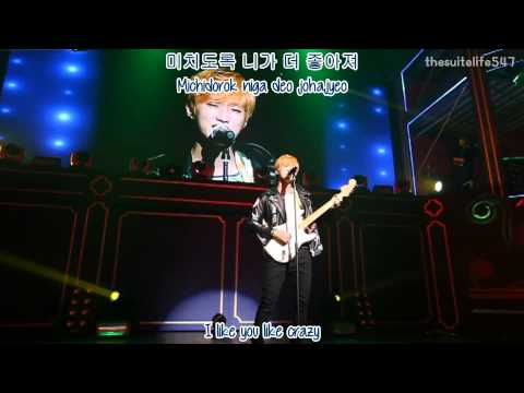 B1A4 (Jinyoung) - What Do You Want To Do [Amazing Store In Seoul] {Hangul, Romanization, Eng Sub}
