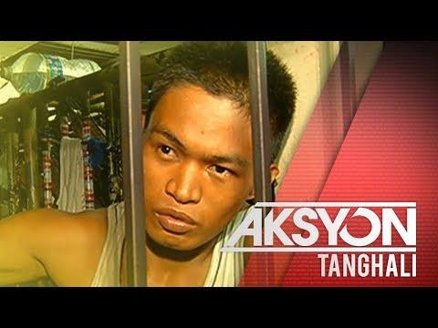 Lalaking gumagamit ng iligal na droga sa banyo ng gasolinahan, arestado