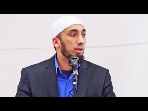 The Mercy of Allah - Nouman Ali Khan