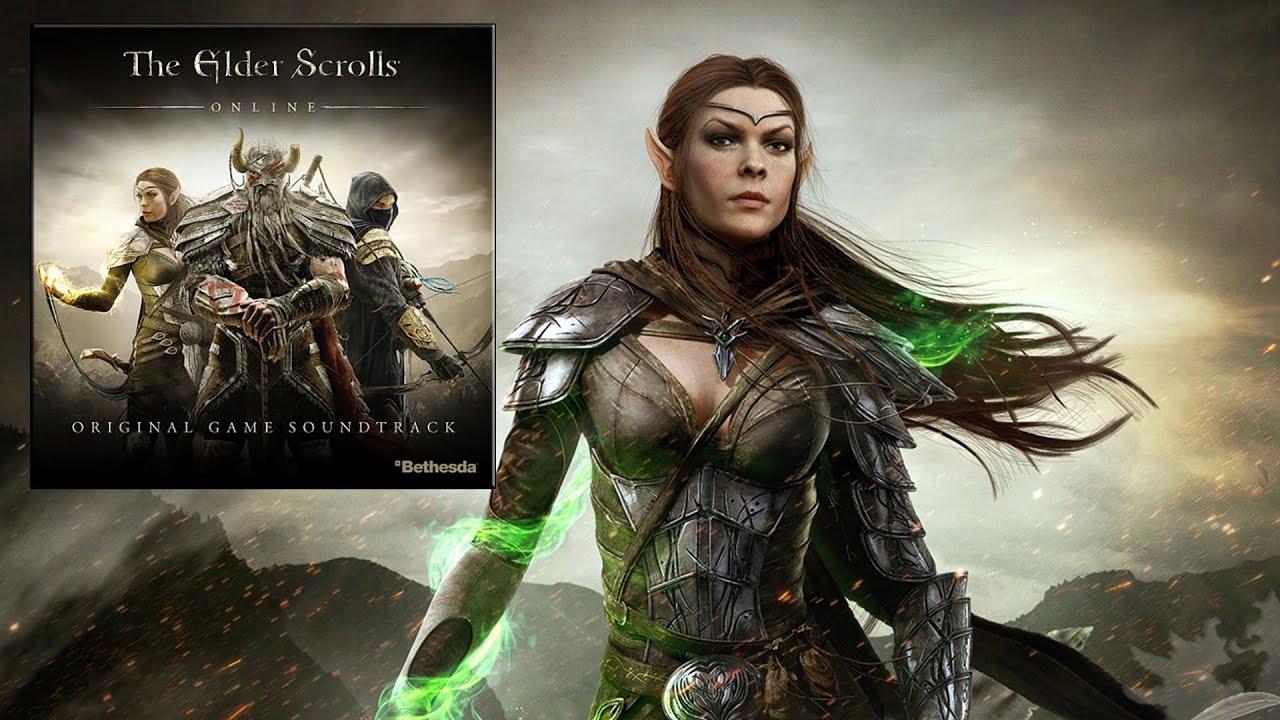 The Elder Scrolls Online (Original Game Soundtrack) by ...
