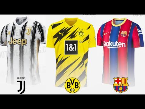 New Football Kits