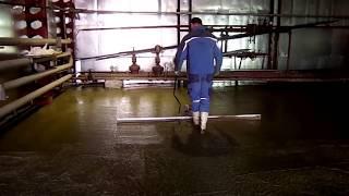 укладка бетонной стяжки пола от http://polmsk.ru(В поисках идеального пола для офисов... Укладка бетонных стяжек с финишным монолитным безпылевым упрочненн..., 2014-04-24T06:09:56.000Z)