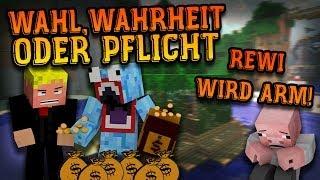 WAHL, WAHRHEIT ODER PFLICHT - REWI WIRD ARM! [GERMAN] [HD]