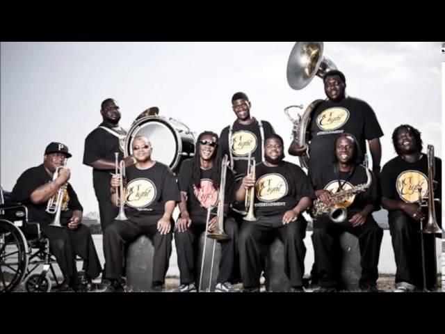 Hot 8 brass band sexual healing re edit