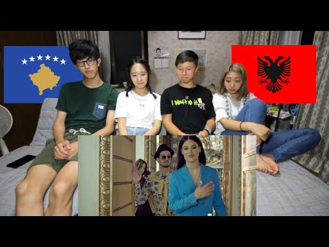 Japanese React to ALBANIAN MUSIC 🇦🇱🇽🇰🔥