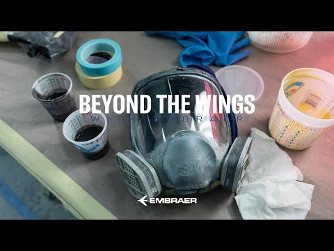 Beyond The Wing 15: Positively Painting | Pintura Eletrostática
