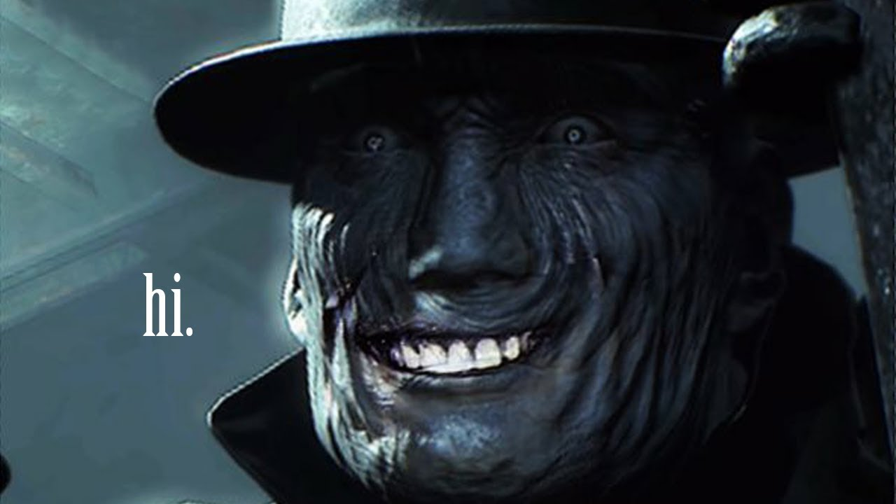 Mr X Gon Give It To Ya Jumpscare Compilation Agirlandagame Resident Evil 2 Remake Mr X Tyrant Youtube