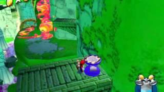 Super Mario Sunshine on Dolphin R 3951 (with Sound)