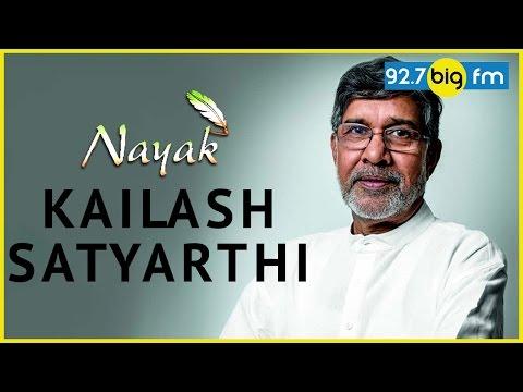 Kailash Satyarthi Documentary | Nayak With Sanjeev Srivastav