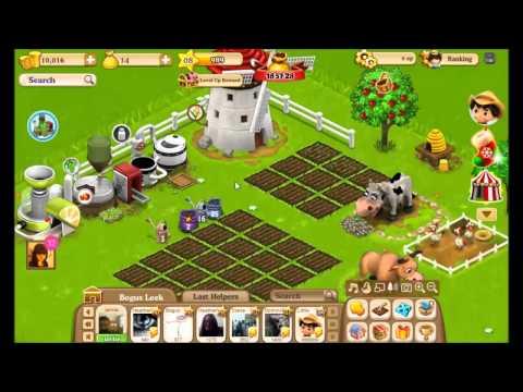 BogusLeek Max - Family Farm - FaceBook Game
