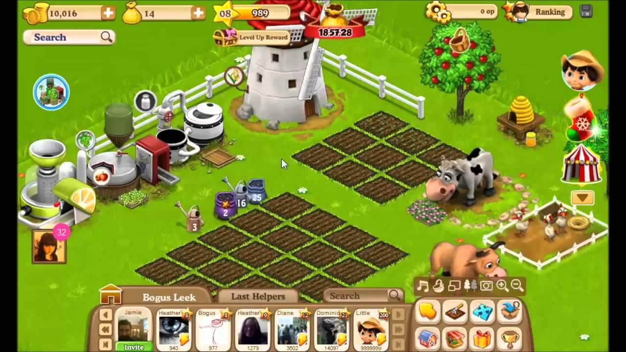 Farm Town Play Now