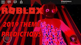 Spirit Halloween 2019 Theme Predictions-ROBLOX